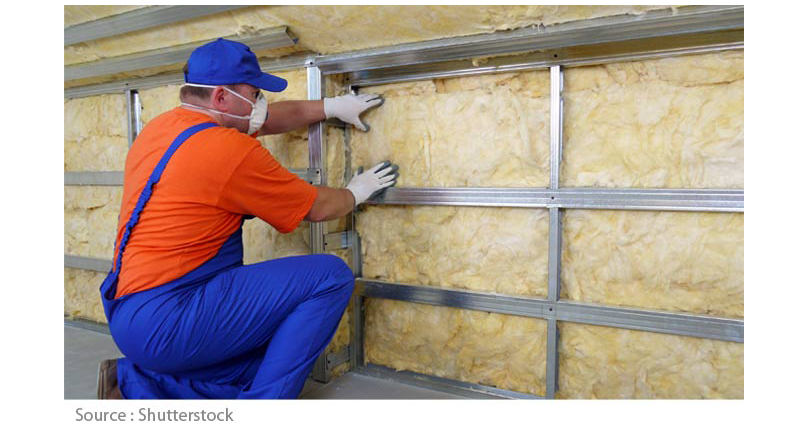 Thermal Insulation: Stop Air Leaks!